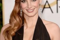 Golden Globes 2015: Jessica Chastain