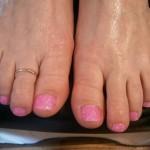 pinkglittertoes_solessece