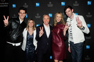 Tommy Hilfiger Presents Spring 2012 Campaign Featuring 'The Hilfigers' And Cobra Starship, Exclusively For American Express Cardmembers